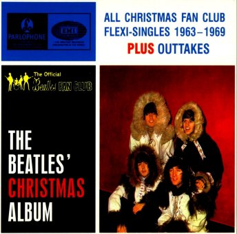 The Beatles Christmas Album.The Beatles The Beatles Christmas Album All Xmas Fan