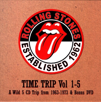 The Rolling Stones Time Trip Vol 1 5 Unknown