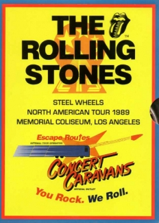 The Rolling Stones Los Angeles 1989 The Way Of Wizards