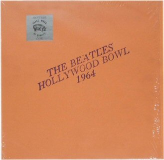The Beatles: Hollywood Bowl 1964 (Trade Mark Of Quality) - Bootlegpedia