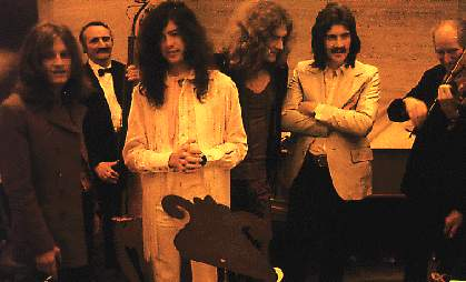 Led Zeppelin: Festival Hall, Osaka, Japan (29th September 1971